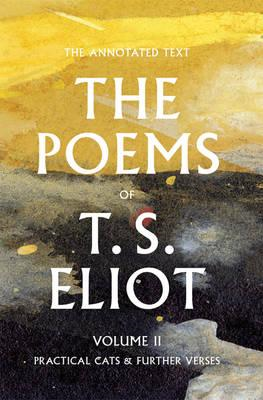 Poems of T. S. Eliot (BOK)
