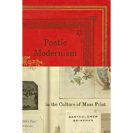 Poetic Modernism in the Culture of Mass Print (BOK)