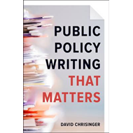 Public Policy Writing That Matters (BOK)