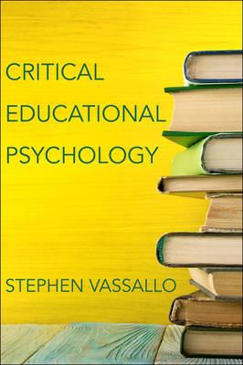Critical Educational Psychology (BOK)