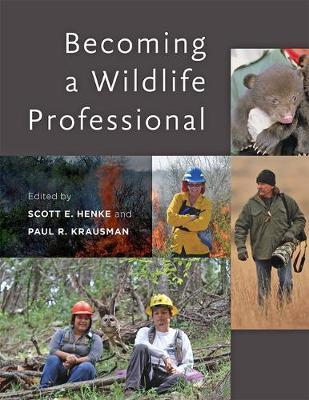 Becoming a Wildlife Professional (BOK)