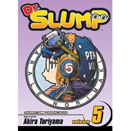 Produktbilde for Dr. Slump, Vol. 5 (BOK)