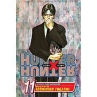 Hunter x Hunter, Vol. 11 (BOK)