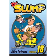 Dr. Slump, Vol. 18 (BOK)