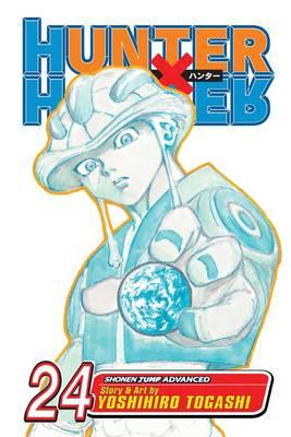 Hunter x Hunter, Vol. 24 (BOK)