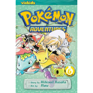 Pokemon Adventures, Vol. 6 (2nd Edition) (BOK)