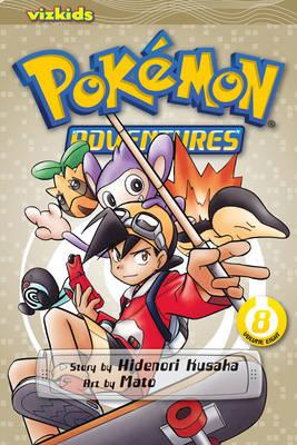 Pokemon Adventures, Vol. 8 (BOK)