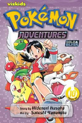 Pokemon Adventures: 10 (BOK)