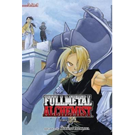 Fullmetal Alchemist (3-in-1 Edition), Vol. 3 (BOK)