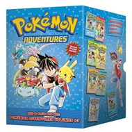 Pokemon Adventures Red & Blue (BOK)