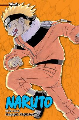 Naruto: 06: 3-in-1 Edition (BOK)