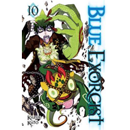 Blue Exorcist, Vol. 10 (BOK)