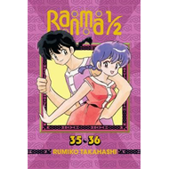 Ranma 1/2 (2-in-1 Edition), Vol. 18 (BOK)