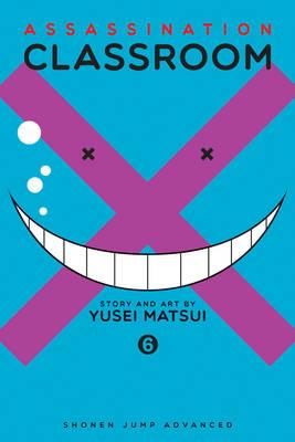 Assassination Classroom, Vol. 6 (BOK)