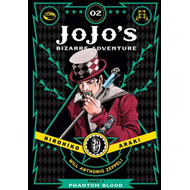 JoJo's Bizarre Adventure: Part 1--Phantom Blood, Vol. 2 (BOK)