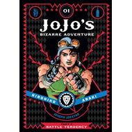 JoJo's Bizarre Adventure: Part 3--Stardust Crusaders, Vol. 5 (BOK)
