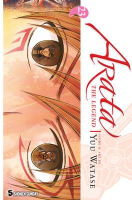 Arata: The Legend (BOK)