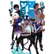 Blue Exorcist, Vol. 14 (BOK)