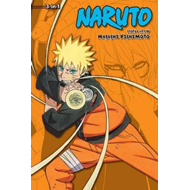 Naruto (3-in-1 Edition), Vol. 18 (BOK)
