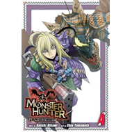 Monster Hunter: Flash Hunter, Vol. 4 (BOK)