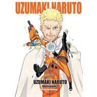 Uzumaki Naruto: Illustrations (BOK)
