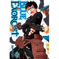 Blue Exorcist, Vol. 15 (BOK)