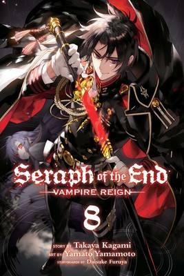 Seraph of the End, Vol. 8 (BOK)