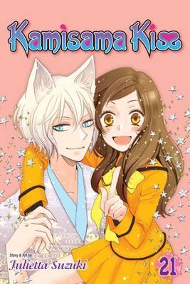 Kamisama Kiss, Vol. 21 (BOK)