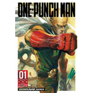 One-Punch Man, Vol. 1 (BOK)