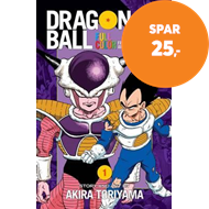 Produktbilde for Dragon Ball Full Color Freeza Arc, Vol. 1 (BOK)