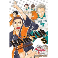 Haikyu!!, Vol. 5 (BOK)