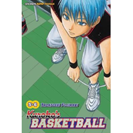 Produktbilde for Kuroko's Basketball, Vol. 3 - Includes Vols. 5 & 6 (BOK)