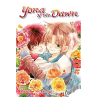 Produktbilde for Yona of the Dawn, Vol. 4 (BOK)