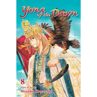 Produktbilde for Yona of the Dawn, Vol. 8 (BOK)