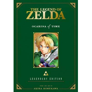 Legend of Zelda: Ocarina of Time -Legendary Edition- (BOK)