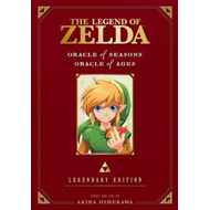 Legend of Zelda: Oracle of Seasons / Oracle of Ages -Legenda (BOK)
