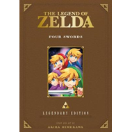 Legend of Zelda: Four Swords -Legendary Edition- (BOK)