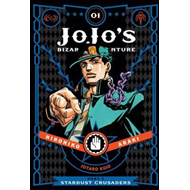 JoJo's Bizarre Adventure: Part 3--Stardust Crusaders, Vol. 1 (BOK)