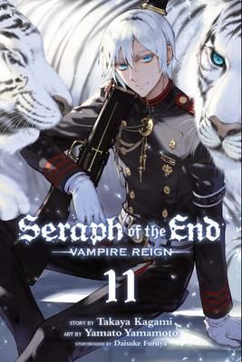 Seraph of the End, Vol. 11 (BOK)
