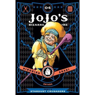 JoJo's Bizarre Adventure: Part 3--Stardust Crusaders, Vol. 4 (BOK)
