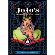 JoJo's Bizarre Adventure: Part 3--Stardust Crusaders, Vol. 6 (BOK)