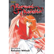 Rurouni Kenshin (3-in-1 Edition), Vol. 2 (BOK)