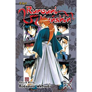 Rurouni Kenshin (3-in-1 Edition), Vol. 3 (BOK)