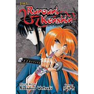 Rurouni Kenshin (3-in-1 Edition), Vol. 5 (BOK)