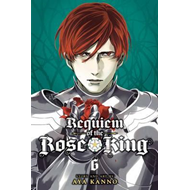 Requiem of the Rose King, Vol. 6 (BOK)