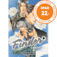 Produktbilde for Finder Deluxe Edition: Caught in a Cage (BOK)