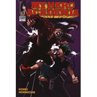My Hero Academia, Vol. 10 (BOK)