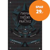 Produktbilde for Manga in Theory and Practice - The Craft of Creating Manga (BOK)
