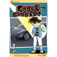 Case Closed, Vol. 63 (BOK)