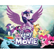 Art of My Little Pony: The Movie (BOK)